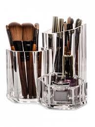 latest brush holder makeup organizer transpa