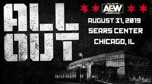 Ticket Prices And Seating Chart For Aew All Out Tickets On