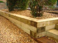 Small Picture Black Decker Projects and Advice How to Build a Retaining Wall
