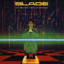 Uk Charts 1983 Slade The Amazing Kamikaze Syndrome The Slade