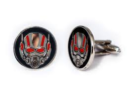 sharedimagination ant man cufflinks the avengers tie clip wasp jewelry superhero wedding party and groomsmen gift gifts geek geeky present nerd presents