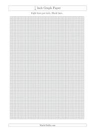 Graf Paper School Smart Double Sided Graph Paper 8 1 2 X Inches 1 4