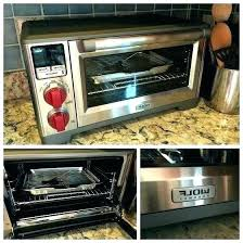 wolf gourmet toaster oven photo of review giveaway a 4 slice gou wolf gourmet toaster oven