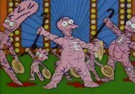 The Simpsons S 6 E 6 Treehouse Of Horror V  Recap  TV TropesSimpson Treehouse Of Horror V