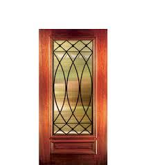 mahogany exterior doors glass options