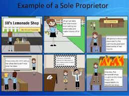 Examples Of Sole Proprietorship Bismi Margarethaydon Com
