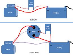 toro tractor starter solenoid wiring diagram not lossing wiring starter wiring help rh tractorbynet com lawn tractor starter switch wiring diagram ford starter solenoid wiring