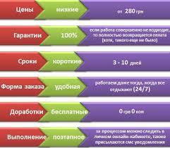 Заказать курсовую в Киеве Курсовые работы на заказ uadiplom Курсовые на заказ в Киеве