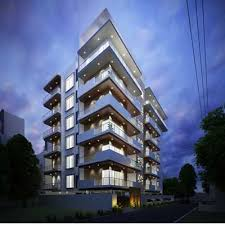 Apartment Architecture design at Mysore, Karnataka