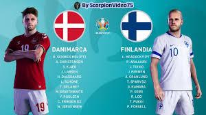 PES 2020 • Danimarca 🆅🆂 Finlandia