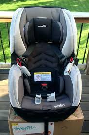evenflo tribute 5 convertible car seat installation safety evenflo tribute 5 convertible car seat installation home brands symphony ma