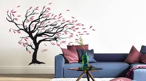 ... living room with a nice quote on your wall, or decorate your wall with  a floral themed wall sticker. You will not only impress your guests, ...