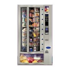 Used Cold Food Vending Machines Amazing 48484848 CRANE NATIONAL COLD FOOD VENDING MACHINE Avanti