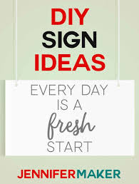diy sign ideas the best sayings sentiments