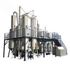 engine motor oil recycling equipment