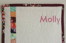 Be Different Act Normal Quilted Growth Chart Tutorial