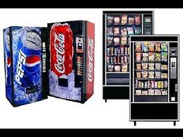How To Hack Pepsi Vending Machines Magnificent Check Out These 48 Vending Machine Hacks