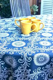 patio ideas patio furniture table cloth covers round pcs lot fitted mosaic outdoor tablecloths with