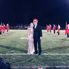 "Laingsburg_HS on Twitter: ""Congrats to Ava Doyle and Chase Rodriquez—LHS  #Homecoming2018 Queen 👸 & King 🤴 !… """