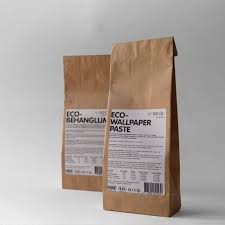sachets of eco wallpaper paste great deal