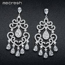 cubic zirconia chandelier earrings get cubic chandelier earrings cubic chandelier earrings long cubic zirconia