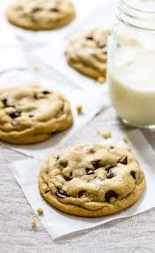chocolate chip cookies recipe without brown sugar. Brilliant Without Soft Chocolate Chip Cookies With Recipe Without Brown Sugar Pinch Of Yum