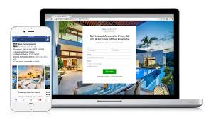 real estate ad facebook marketing tool for real estate realtors