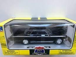 1962 Chevrolet Impala Ss Schwarz Newray Auto Modell 1 25 Ebay