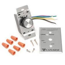 fans ceiling beam fans canarm frmc5 variable speed switch canarm frmc5 variable speed switch control 4 fans reversible