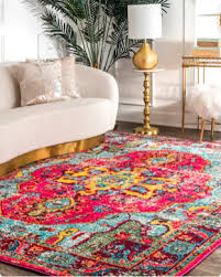 rugs by style bohemian