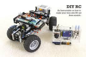 Diy Car Design Diy Arduino Remote Control And Lego Rc Vehicle 11 Steps