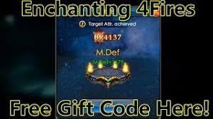 legacy of discord basic enchanting ep04 free gift code 2017