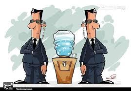 مشکلات ناشی از کمبود آب