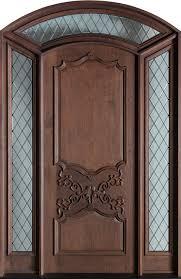 CUSTOM FRONT ENTRY DOORS - Custom Wood Doors from Doors for ...