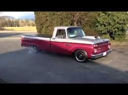 1965 mercury m100 first line lock test run - YouTube