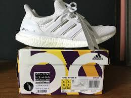 adidas 8 5. adidas ultra boost white us 8,5 - photo 1/5 8 5 ,