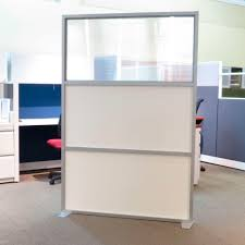 office devider. Floor-mounted Office Divider / Wooden Polycarbonate Aluminum - T46 Devider E