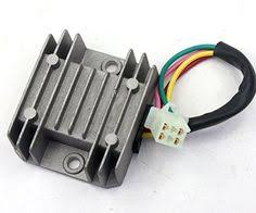scooter 50cc plastic parts chinese scooter parts scooter body 4 wires voltage regulator rectifier gy6 50 150 scooter moped atv jcl nst taotao >>