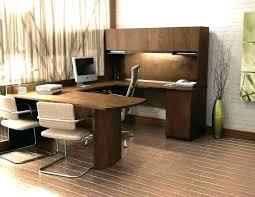 Home Office Corner Desk Black Home Office Desk Furniture Varnished