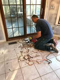 removing tiles from concrete how to remove tile floors removing vinyl tile adhesive from concrete floor