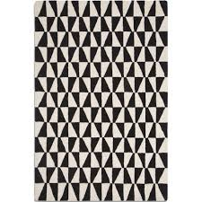 black and white rug patterns. Contemporary And Intended Black And White Rug Patterns S