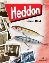 Heddon Lucky 13 Color Chart Heddon Lures Catalog 2011 By Igor Issuu