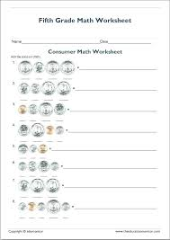 Printable Math Worksheets Middle School Download Them Or Print ...