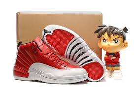jordan shoes 12 red. cheap 2016 air jordan 12 gym red for sale shoes