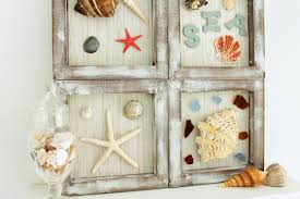 Nautical Decor Diy Nautical Decor Beach Themed Shadowboxes