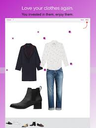 Outfit Creator With Your Own Clothes Pureple Outfit Planner On The App Store