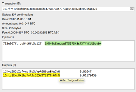 Btc Shows - Payment Than As First But 2x Sent info Bitcoin Stack Blockchain On More Exchange Amount X Wallet Transaction
