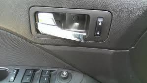 interior door handle broke