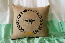 Decorate Your Own Pillow
