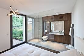 modern bedroom with bathroom. Bedroom:Bedroom And Bathroom Designs Winsome Pictures Remodel Modern Open Plan Small Master With Attached Bedroom U